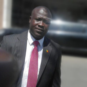 Ismael Diouf, gendarme et chef de recrutement 3S Sénégal Dakar