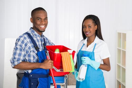 Société de nettoyage et d'entretien à Dakar