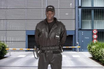 Gardien d'entrée Sénégal