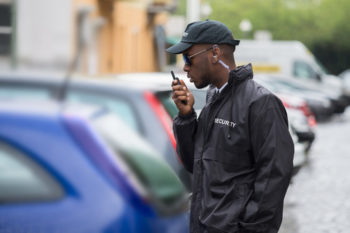 Surveillant de parking de magasins Dakar